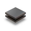 Anthrazit RAL 7015 Struktur HPL Platte