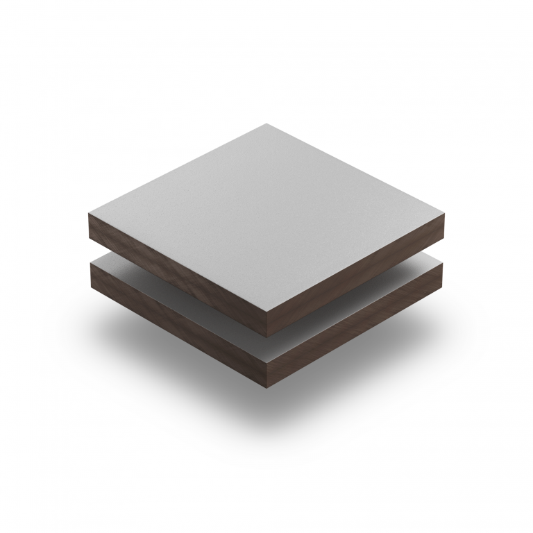 Hellgrau RAL 7035 Struktur HPL Platte