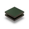 Tannengrün (RAL 6009) Struktur HPL Platte 6 mm