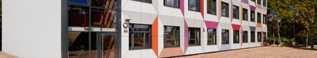 HPL Platten Fassadenplatte