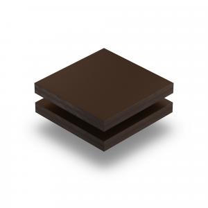 Schokoladenbraun RAL 8017 Struktur HPL Platte